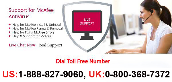 McAfee-Support