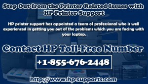 Step Out from the Printer Related Issues with