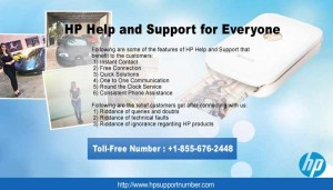 HP Help and Support for Everyone