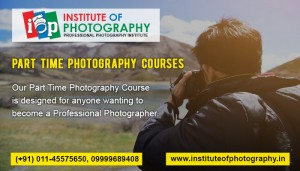 Part Time Photography Courses