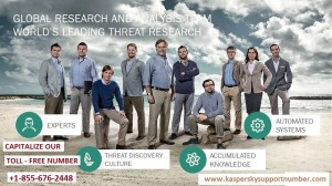 EXPERTS. AUTOMATED SYSTEMS. THREAT DISCOVERY CULTURE. ACCUMULATED KNOWLEDGE. The threat intelligence that informs all our work and helps make Kasperky Lab solutions so powerful is supported by our GReAT team and their colleagues in Kaspersky Lab's R and D laboratories the researchers and analysts – led, of course by one of our most dedicated and passionate technical experts, who also happens to be our Chief Executive – Eugene Kaspersky. 5.
