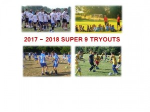 US soccer development academy tryouts