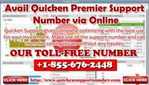 Quicken-Premier-Support