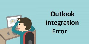 Outlook-integration-error