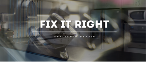 fix it right appliance repair