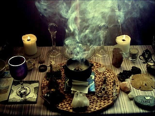 I can cast an appropriate spell or muthi to fix your problem. I can use my bones for ancestral divination to gain insight into the root causes of your problems.