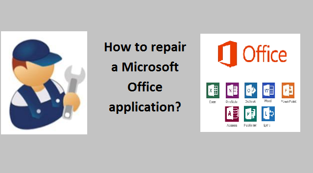repair-a-Microsoft-Office-application