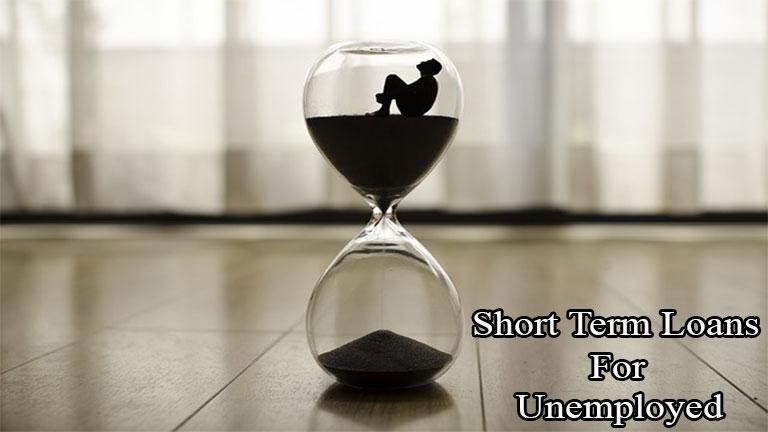 short term loans for unemploye