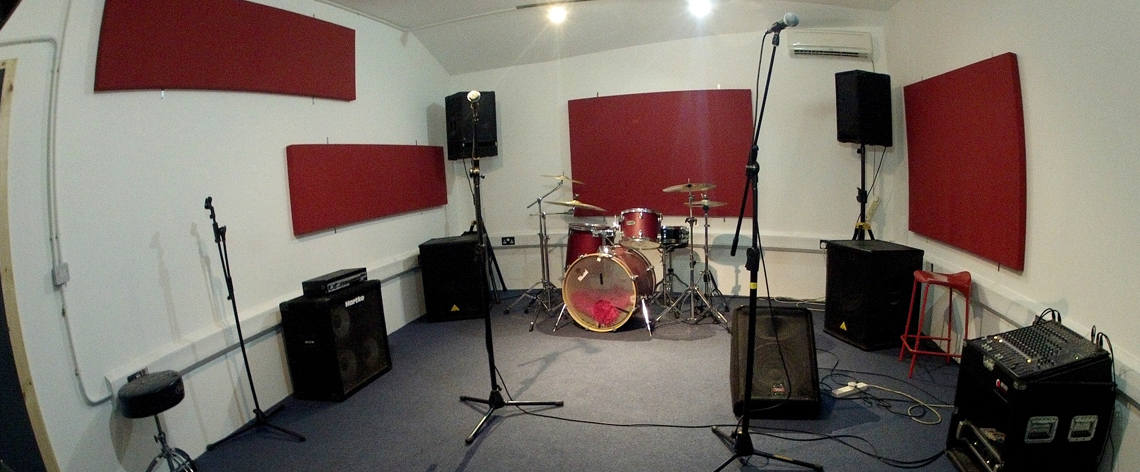 Design Ideas for Home Music Rooms & Studios | Top Article Submission ...