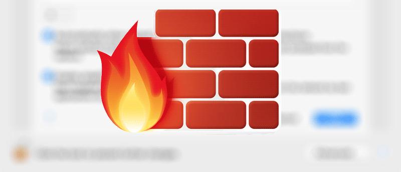 To Turn on Firewall in Mac