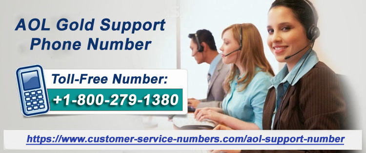 AOL Gold Support Phone Number