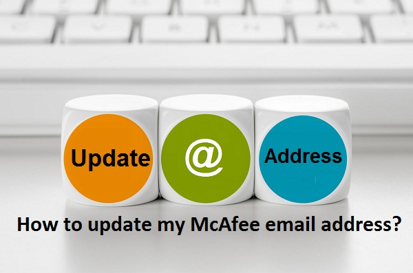 update-mcafee-email-address