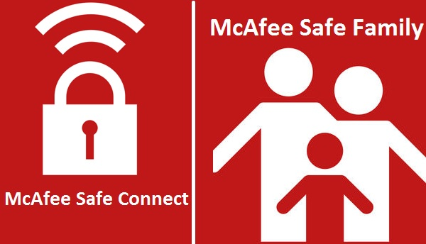 McAfee Safe Connect and McAfee Safe Family