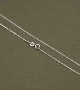 Silver Chain for Women