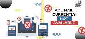 AOL mail not available