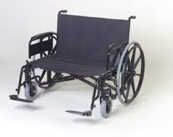 Bariatric Manual Wheelchairs