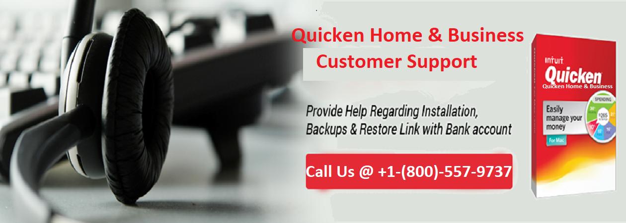 quicken customer support number