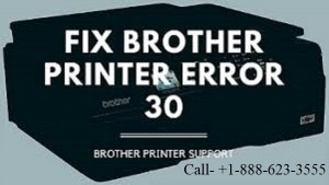 Easy Steps to troubleshoot Brother Printer Not Activated Error Code 30 in Windows 10