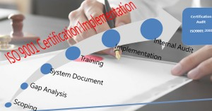 iso 9001 certification implementation
