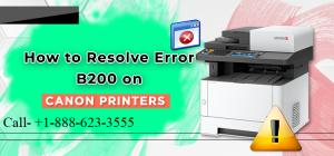 Canon-printer-b200-error
