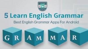 Grammar Apps