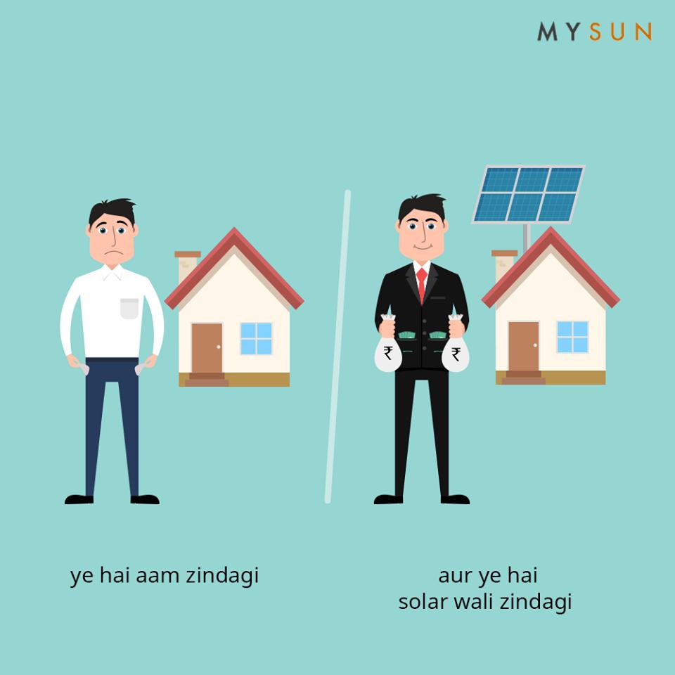 Savings from Solar
