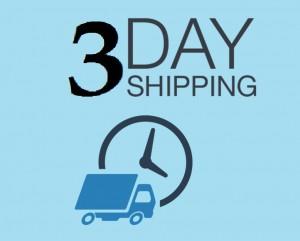 3 day shiping