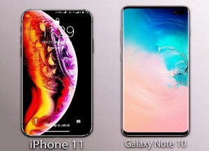 Samsung Galaxy Note 10 vs. iPhone 11 A Thorough Comparison