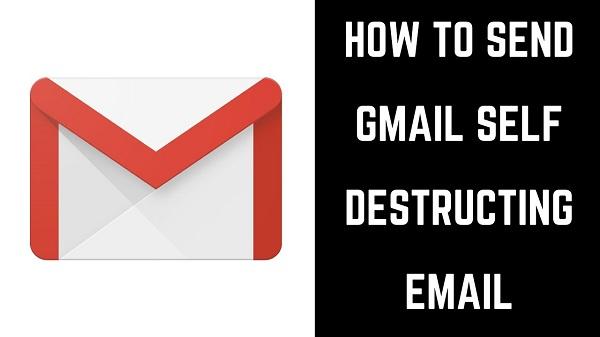 Send-Self-Destructing-Email
