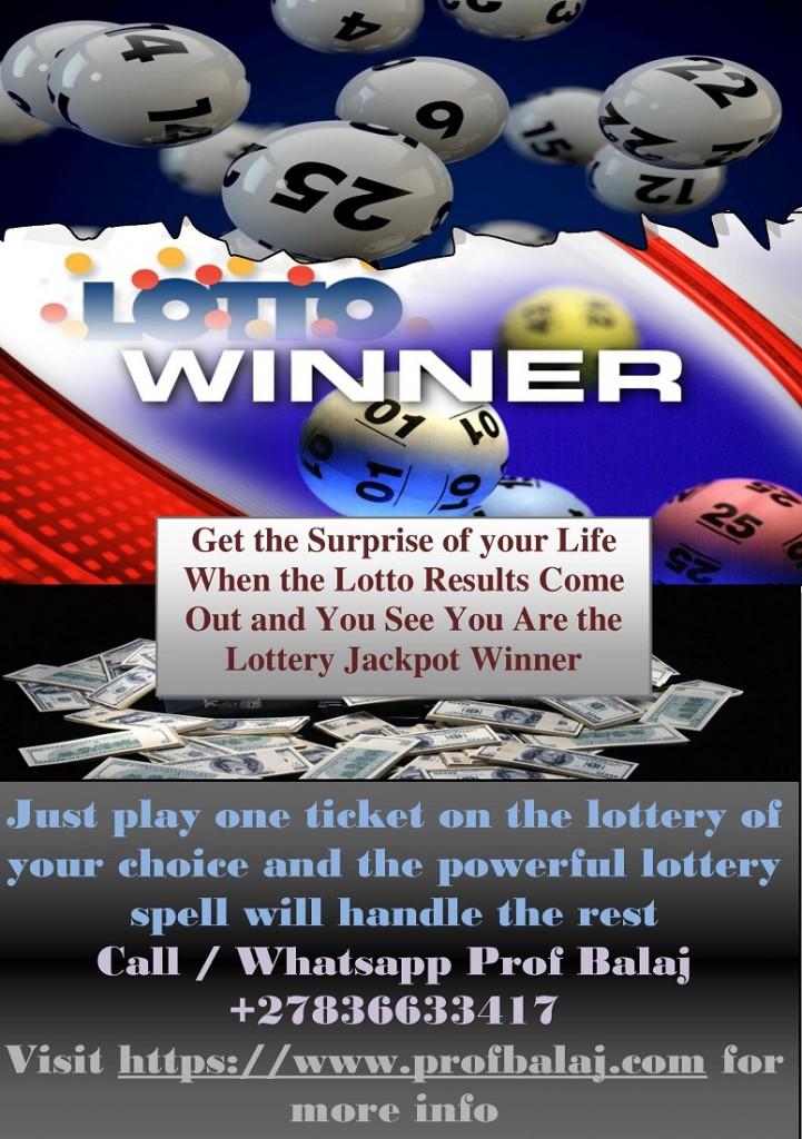 Simple Lottery Winning Spells Caster