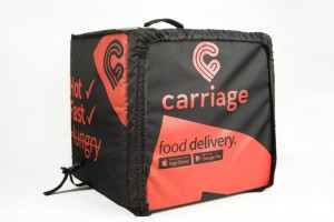 customized delivery bags from Thermal food