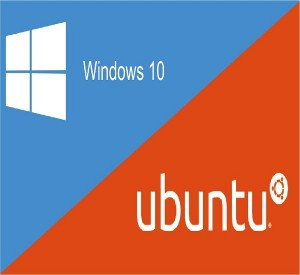 windows and ubuntu