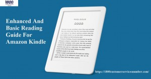 Enhanced and Basic Reading Guide for Amazon Kindle