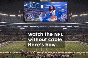 How to Watch NFL Live without Cable