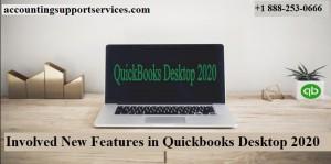 Improved New Features in QuickBooks Desktop 2020