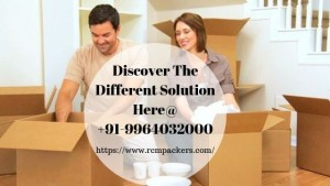 RCM Packers and Movers Service