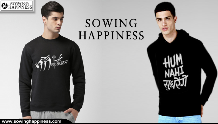 SOWING HAPPINESS