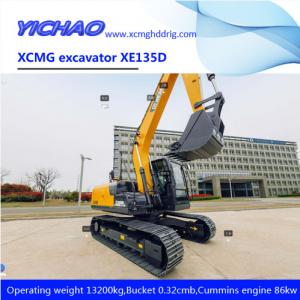 XCMG XE135D excavator