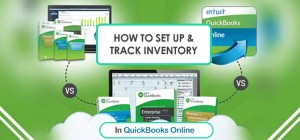 setup and track inventory in QuickBooks