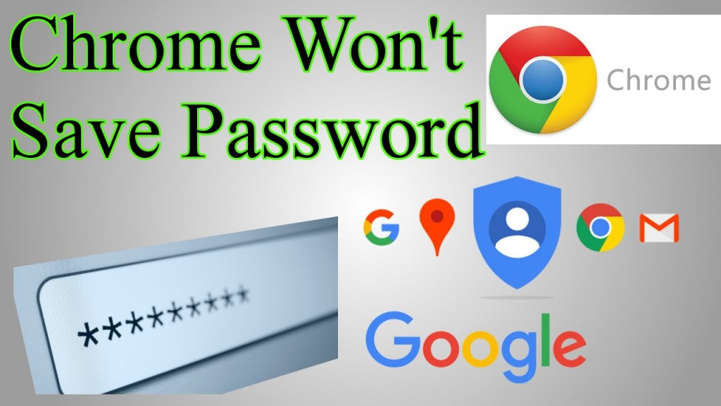 How to Fix 'Chrome Won't Accept Password' Issue