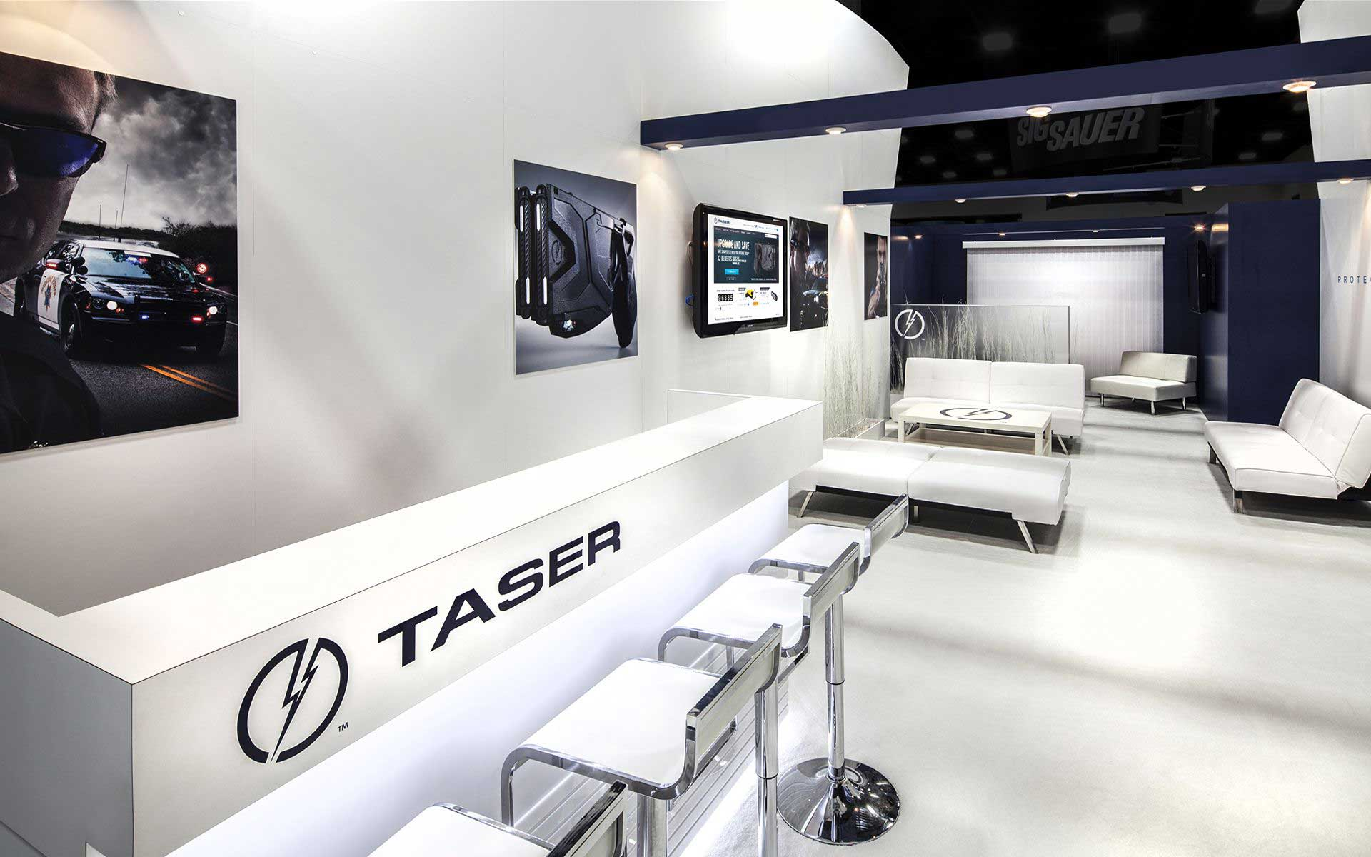 Trade Shows and Exhibitions Booth