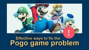 Effective ways to fix the pogo game problem
