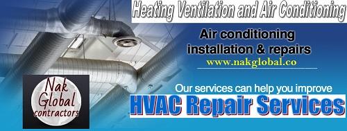 HVAC Repair Services Atlanta GA- usa