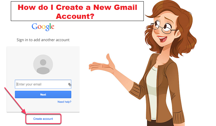 How Do I Create a New Gmail Account