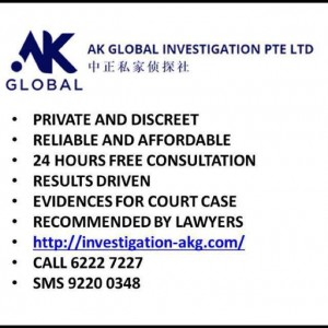 Private investigator Singapore 1