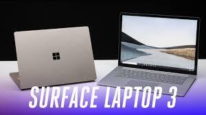 Surface laptop 3 promo code