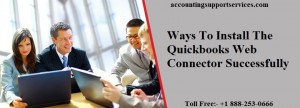 Ways To Install The Quickbooks Web Connector Successfully