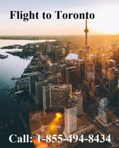 Air Canada Flights for Toronto
