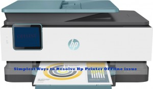 Hp-printer-offline