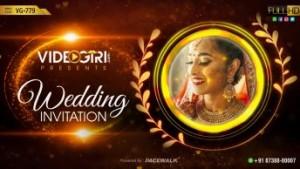 marriage invitation video 2